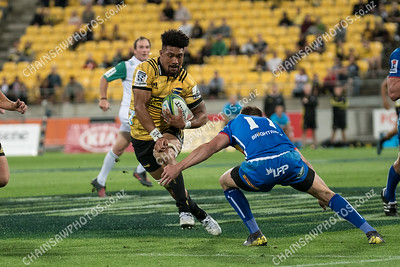 2019-03-23 Hurricanes v Stormers