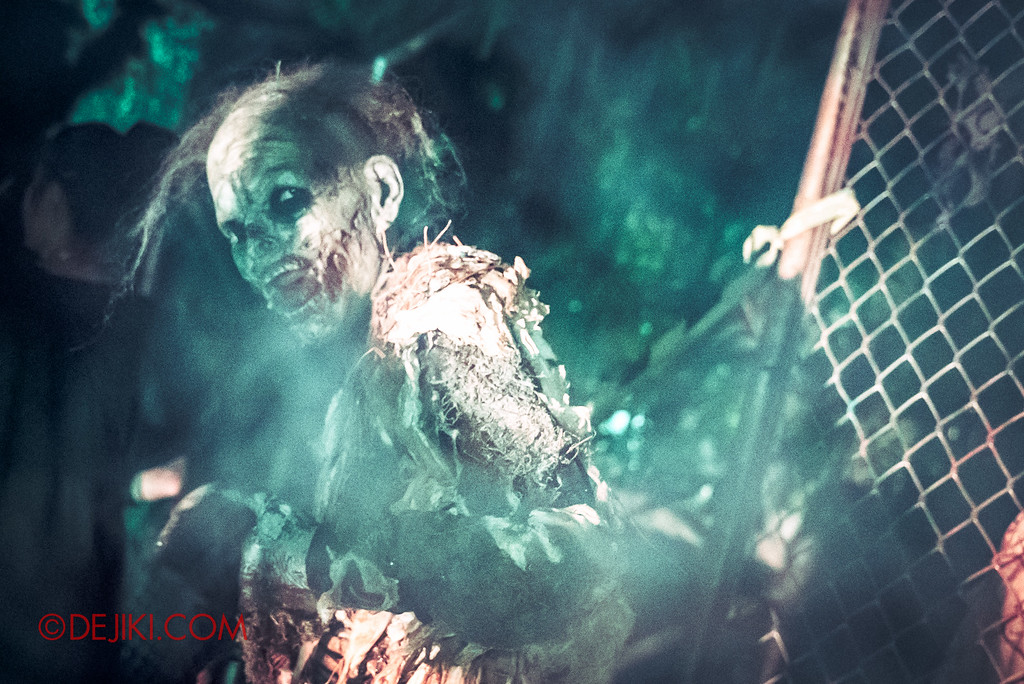 Halloween Horror Nights 6 - Suicide Forest / Creature of the Tunnel