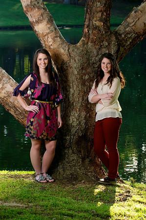 2012 Morgan & Megan