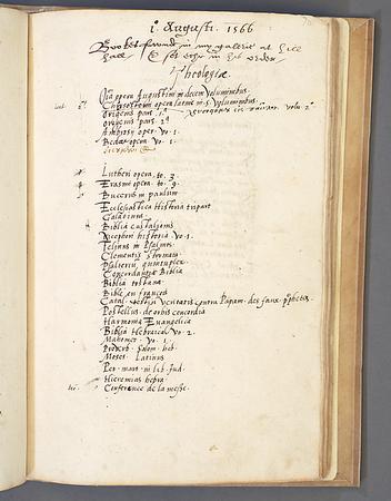 Thomas Smith: Library As University