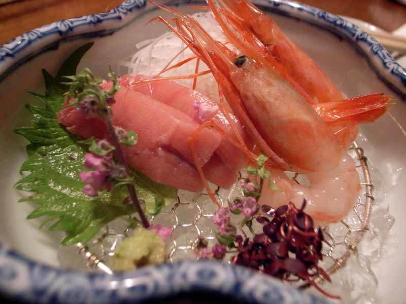 Shrimp and Toro