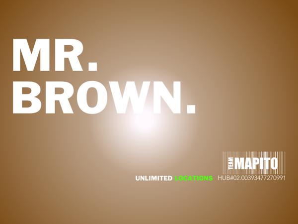 Mr. Brown UNESCO Supervisor