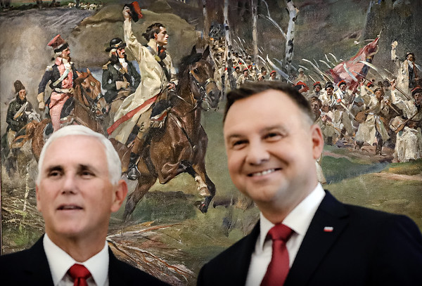 Duda and Pence-091219