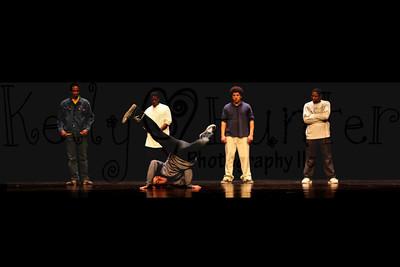 Plainwell Dance 2013 Break Dancers
