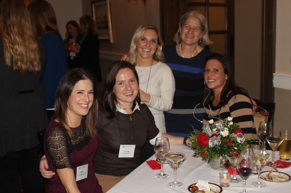 2015 Boston Holiday Reception and Master Plan Presentation