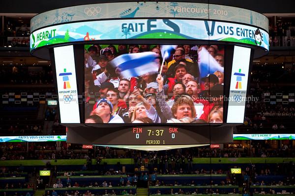 Men's Bronze Medal Hockey