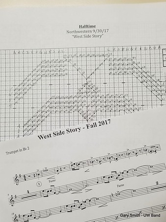 Practice  9-15-17  -  9-28-17  (West Side Story)
