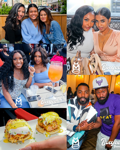 BOUJEE BRUNCH @ LILY'S  3-21-21