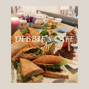 Debbie's Cafe Summer Menu