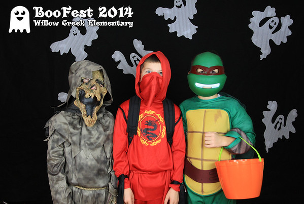 Willow Creek BooFest 2014 Photo Booth and Parade