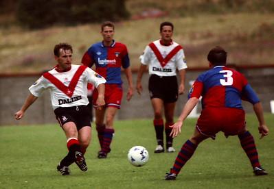 Airdrie Season 1995-96