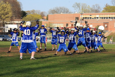 Lacrosse - Farmington vs Southington Junior White