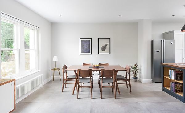 Domestic: London Townhouse Rennovation