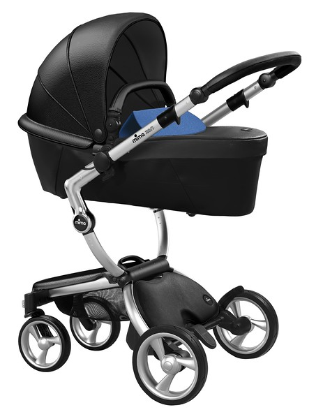 Mima_Xari_Product_Shot_Black_Flair_Aluminium_Chassis_Denim_Blue_Carrycot.jpg
