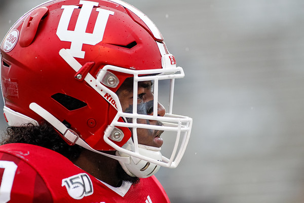 2019-11-23 UM at IU Football
