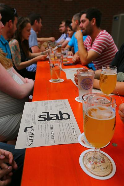 2014-06-18 Slab Opening Day