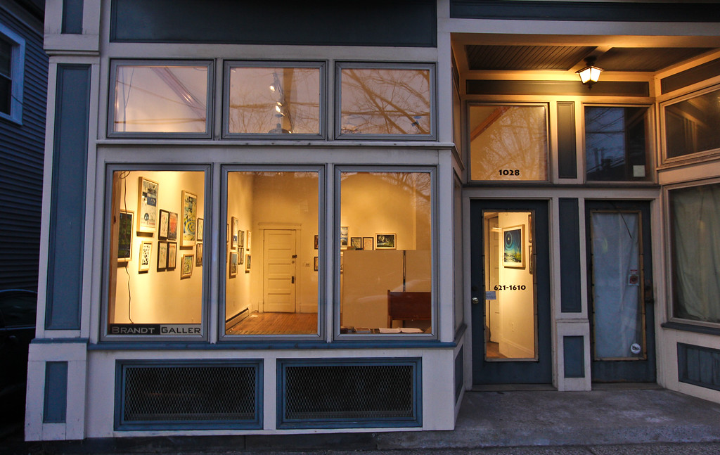 4/9/12<br /> <br /> Art Gallery, Cleveland, Oh