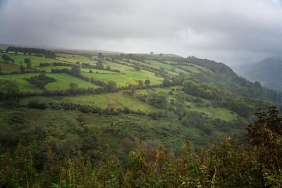 Ireland - Glenariff to Belfast