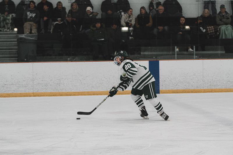 Holy Family Varsity Girls Hockey vs. Waconia, 1/9/20: Janielle Stanoch '23 (20)