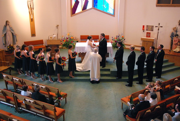 Examples:  Wedding Ceremony