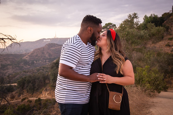 Garry's Los Angeles Sunset Proposal