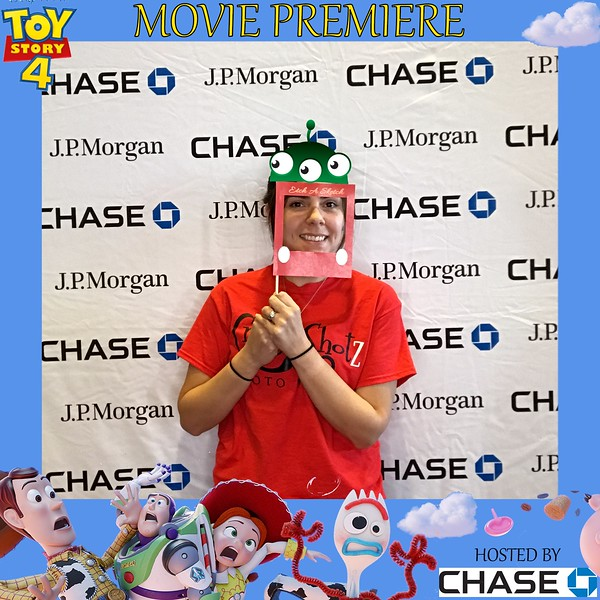 Toy Story 4 Hosted by Chase