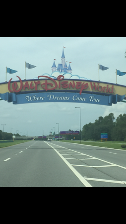 2015-Disney vacation