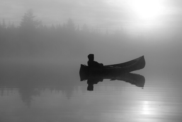 The Ever Changing Atmosphere at Helldiver Pond