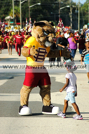 Bethune-Cookman University Homecoming 2012