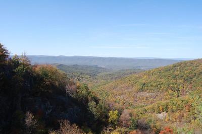 Shenandoah Trip Fall '09