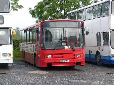 Longridge Coaches, Longridge