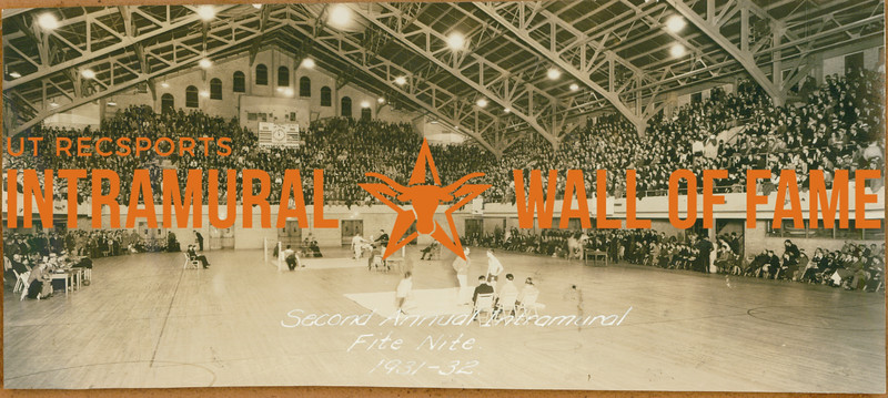 SECOND ANNUAL INTRAMURAL Fite Nite  1931-32