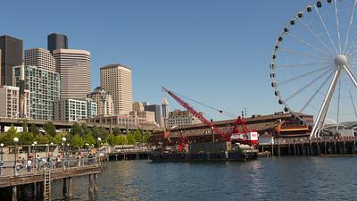 Seattle Waterfront - 2012