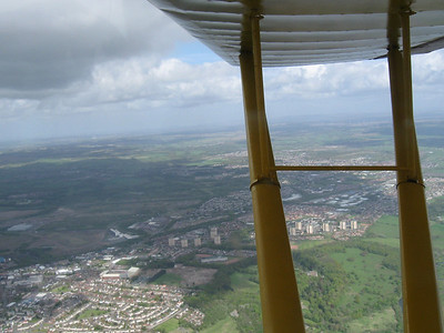 Aboyne Gliding - May 2010