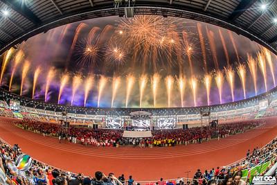 2019.12.11 - 30th Sea Games Closing Ceremony