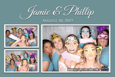 Jamie & Phillip 2019
