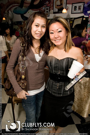 2008-11-02 [Girls Night Out Pleasure Party, iCandy Hair Studio, Fresno, CA]