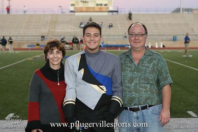 2008 Seniors and Parents, Recognition