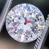 2.08ct Old European Cut Diamond GIA J VVS2 2