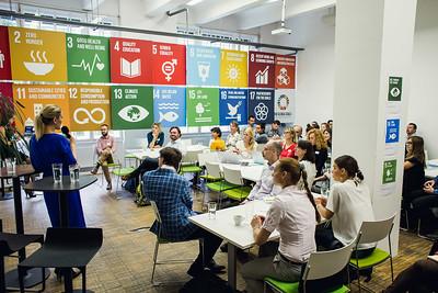 SDGs networking 13_10_2016