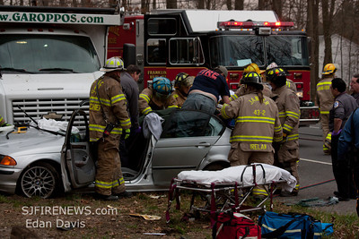 03-28-2012, Commercial MVC With Entrapment, Franklin Twp. Gloucester County, Tuckahoe Rd. and Sheriden Ave.