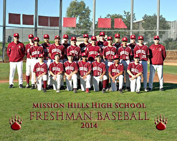 MHHS Freshman Baseball