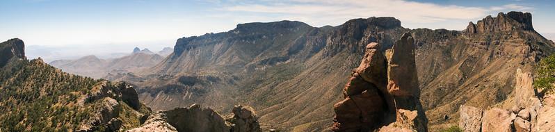 Big Bend Lost Trail Summit