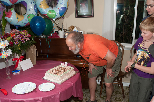 Marc's Surprise Birthday Party