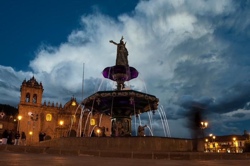 Cathedral of Santo Domingo - Plaza de Armas Cusco