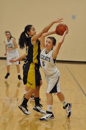Wilsonville vs. WA Freshman & JV Girls Basketball
