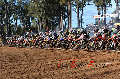 Manjimup 15000 Juniors 2011