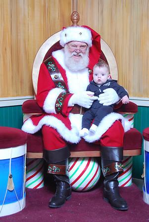 Link Meets Santa 2011