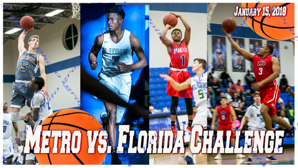 Windermere vs Lake Brantley - 8:30pm Jan 15, 2018