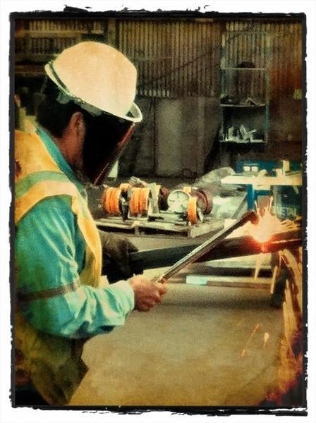 Cutting steel II